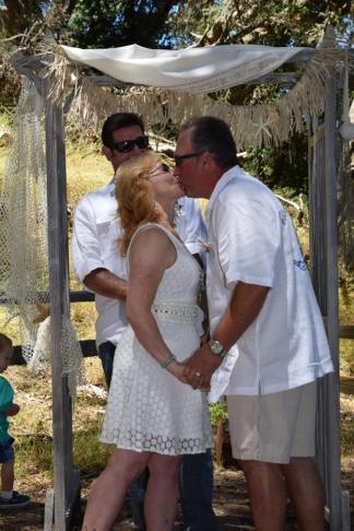 Wedding Day - June 28, 2014. Photo by Marc Pollard.