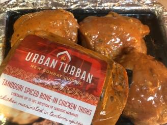 urban turban chicken